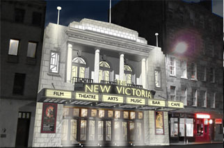 Artists Impression of the New Victoria